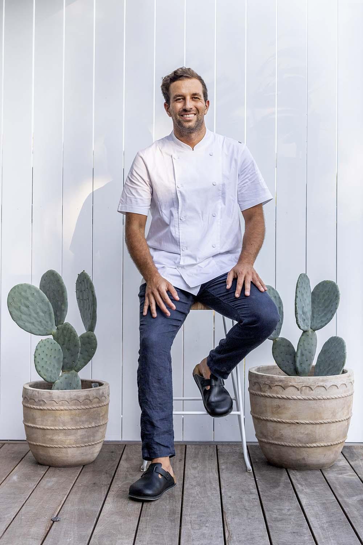 Personal Chef Bruno Conti
